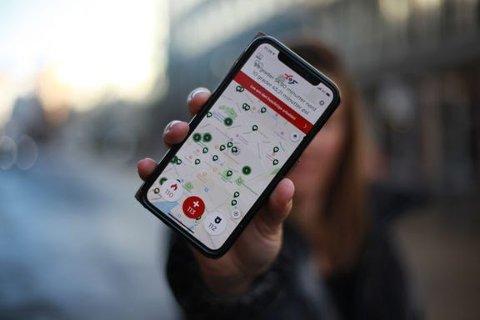 """""""HJELP 113"""": Stiftelsen Norsk Luftambulanse har utviklet en app som korter ned responstiden i krisesituasjoner."""
