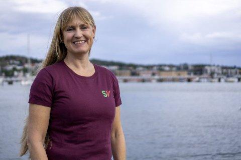 EN NY HVERDAG VENTER: Grete Wold (SV) sikret seg en plass på Stortinget med et utjevningsmandat.