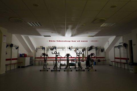 Lørdag opplyser ledelsen i Brann at det jobbes med å gjennomføre tester av spillere og områder på Stadion.