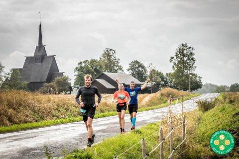 GOD STEMNING: 28. august er det klart for ultraløpet «Høyjord rundt og rundt». I fjor satt koronapandemien en stopper for løpet.