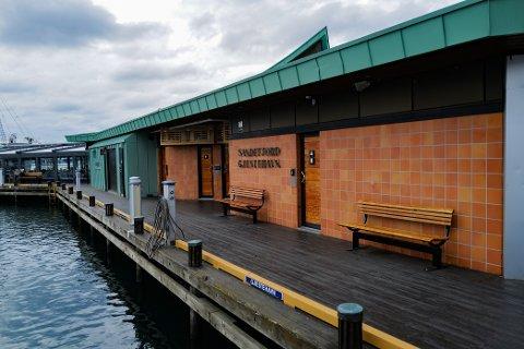 DØMT TIL FENGSEL: «Besøket» på gjestebryggen i Sandefjord endte med fengselsstraff for den 31 år gamle båtføreren fra Oslo.