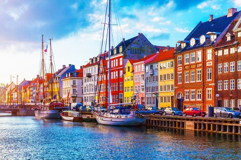 PÅ TOPP: København er det mest populære reisemålet for gaukene i  høst.