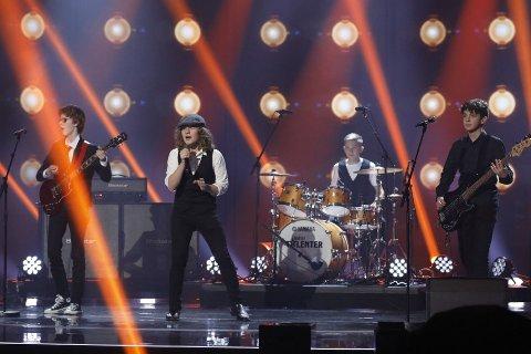 The FourS nådde helt til finalen i norske talenter.
