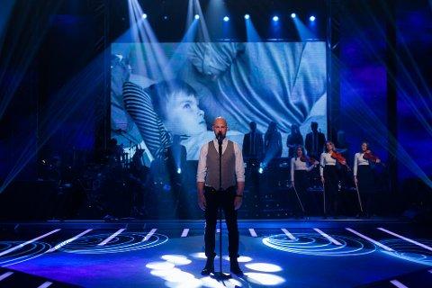 NESTEN: Tor Kvammen fra Sandnes vant ikke finalen i «The Voice», men gjorde likevel en god figur.