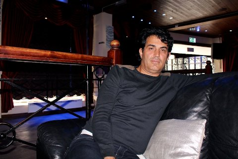 SPENT: Innehaver av strippeklubben Money Talks, Osman Uzun, er spent på om kommunens skjenkenekt opprettholdes av domstolen neste måned.