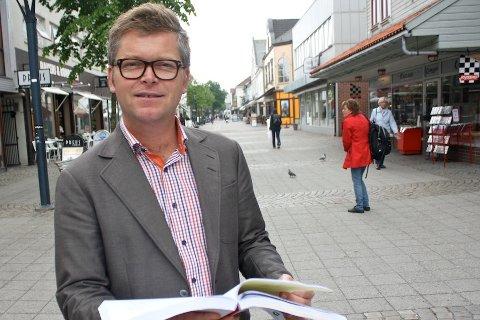 ORDFØRERKANDIDAT: Thor Magne Seland blir Høyres ordførerkandidat i Sandnes.