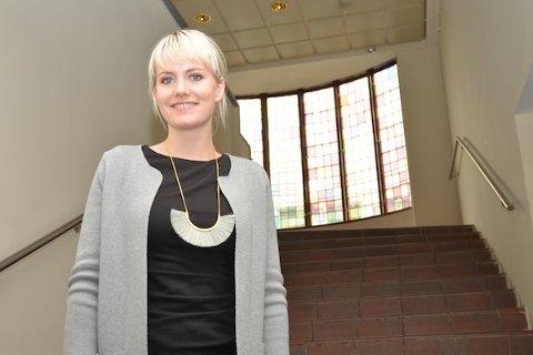 EIGNA LOKALE: Sandnes Rockeklubb er på jakt etter nye lokale, og ser for seg ei framtid på KinoKino. Styreleiar Annelin Høyvik kan stadfesta at rockeklubben har vore på befaring med leiar av Sandnes kunst-og kulturhus.