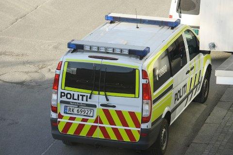 PÅGREPET: Kvinnen ble pågrepet da hun forsøkte å bryte seg inn i to biler.