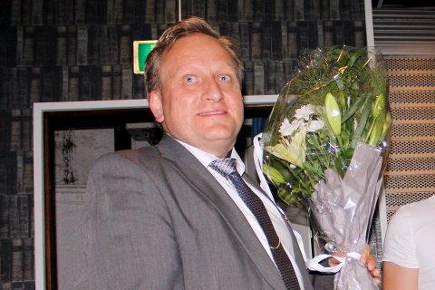 INGEN EIENDOMSSKATT: Gruppeleder Tore Andreas Haaland i Sandnes Frp er glad for at det heller ikke i denne perioden blir eiendomsskatt i Sandnes.