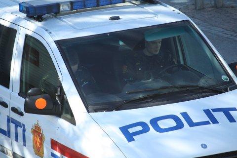 BLE LØSLATT: Mannen som skal ha viftet med en våpenlignende gjenstand fra balkongen er løslatt.