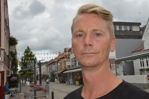 UROA: Hans Fredrik Hansen, leiar i Utdanningsforbundet i Sandnes, seier at signala som rektoren Lurahammeren ungdomsskole går ut med høyrer han også frå andre skuleleiarar i kommunen.