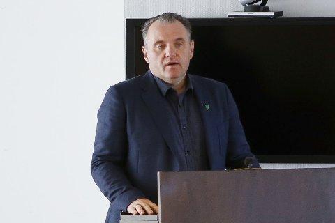 JA TIL SANDNES: Kommunestyret i Forsand skriver i sin anbefaling til fylkeskommunen at kommunen er for sammenslåing med Sandnes uten grensejustering. Det er til slutt Kommunal- og moderniseringsdepartementet som avgjør saken.