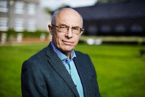 SLUTTER: Harald Gjein, administrerende direktør i Mattilsynet.