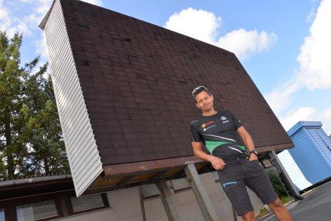FERDIG: Geir Eikeskog ønsker nye utfordringer