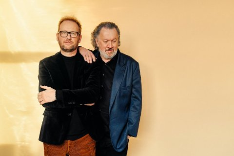UTSOLGT: Bjørn Eidsvåg og Sigvart Dagsland kommer til Sandnes i høst. Konsertene deres er derimot utsolgt allerede.