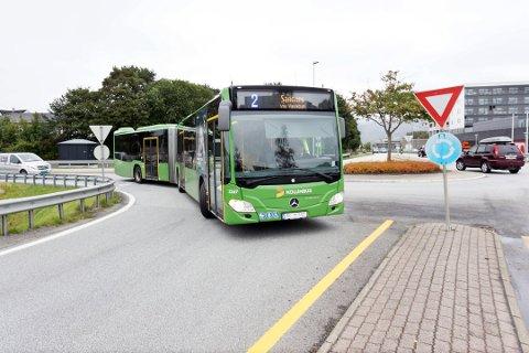 Norgesbuss, som leverer tjenester til blant andre Kolumbus, kontrollerer alle sjåfører som har vært på reise.