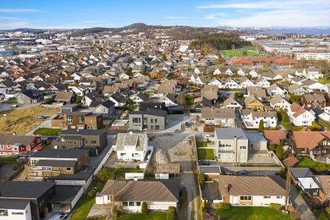 Sjekk boligene som skiftet eier sist uke.