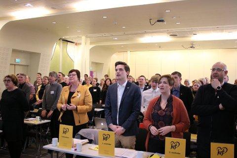 INGEN FLUKT: Rogaland KrF har ikke merket noen flukt av medlemmer etter at det nye partiet Sentrum, med flere tidligere KrF-topper som tapte retningsvalget, nylig ble dannet.