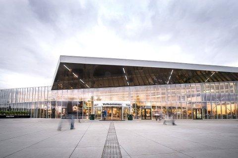 Kjøpesenteret Kvadrat får flere nye leietakere til høsten.