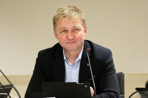 Pål Morten Borgli sier byen skal være trygg og god for alle.