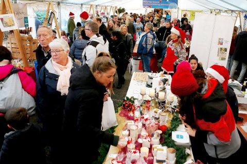 Over 12.000 mennesker besøker vanligvis julemarkedet på Varatun gård. I år blir det avlyst grunnet korona.