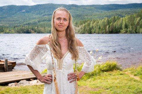 VIL LÆRE: Tove Moss Lohne har ikke meldt seg på «Farmen» for å vinne. Hun gleder seg aller mest til å lære mer om seg selv og tradisjonelt gårdsliv.