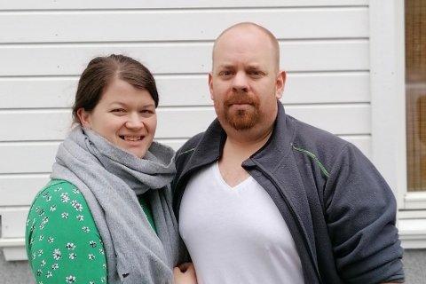 Anita og Steinar Malmin har kjempet seg videre etter en traurig periode.