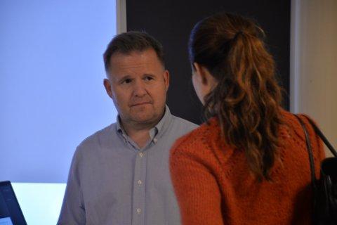 Morten Frankrig holdt onsdag denne uken foredrag foran en rekke foreldre om barn og spilling. Han har selv spilt i over 30 år.