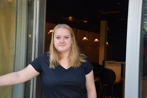 Maylén Milson (31) blir daglig leder når den nye baren Drøøs åpner.