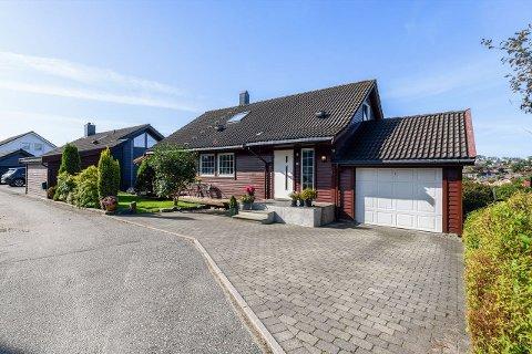 Huset i Lundeleitet ble solgt for 600.000 kroner over takst.