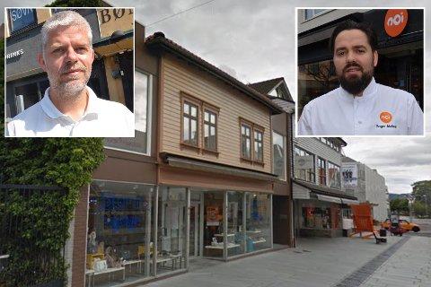Kjente aktører som Mikal Tengesdal og Roger Malmin satser ytterligere i Sandnes sentrum