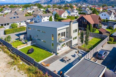 Denne boligen ble solgt for 10.250.000.