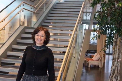 Torill Kind har jobbet i Sandnes kommune siden 2004.