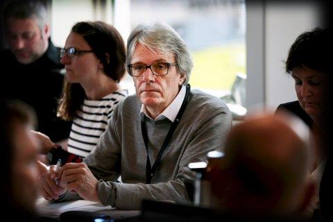 Gottfried Heinzerling har vært samferdselssjef siden 2012.