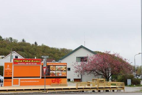 På rekordtid har dette spisestedet reist seg i Skippergata.