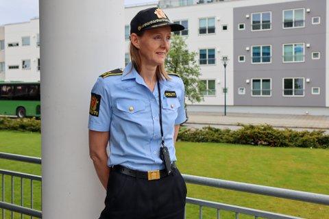 Seksjonsleder etterretning og etterforskning, Elisabeth Vorland mener politiet i pandemien har hatt tid til å forebygge eventuell oppgang i anmeldte saker ved gjenåpning av samfunnet.