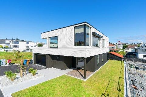 Det skal bygges flere slike boliger i dette området, og en av de kan bli din.