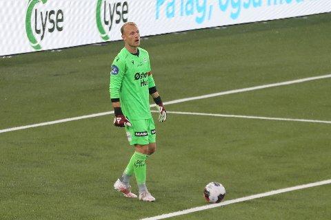 Aslak Falch var Sandnes Ulfs klart beste spiller.