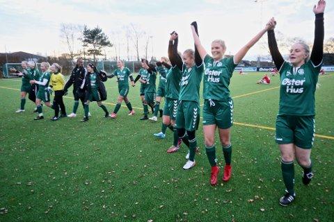Lura sitt kvinnelag skal spille tidenes første kamp i 2. divisjon for kvinner. Motstander er Loddefjord fra Vestland.