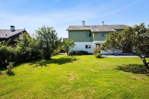 Det kombinerte bolig og næringsbygget i Oalsgata 63 ble kuppet før visning.