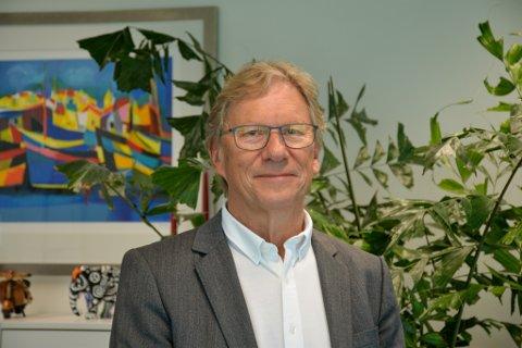Helge Ledaal har vært rektor ved Sandnes videregående skole siden 2006.