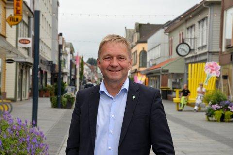 Pål Morten Borgli kommer med en klar oppfordring om å bygge flere hytter.