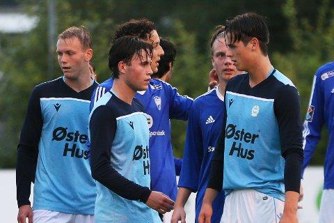 Thesen, Aune og Ivesdsal Årsvoll har alle trent med A-laget. Mot IK Start står de overfor en tøffere motstander enn mot Madla.