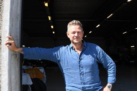 Morten Vigesdal mener at man må være ryddig og ærlig dersom man vil drive en suksessfull bedrift.