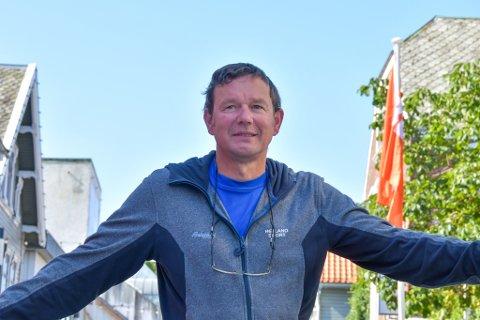 Paul Hetland er engasjert leder av Idrettsrådet i Sandnes. Han ser fram til at idrettslagene kan trene for fullt.