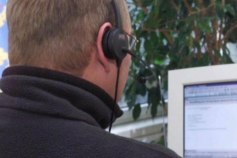 OSLO 20001027: Flere organisasjoner mener forslaget om å forby telefonsalg vil bety flere titalls millioner i tapte inntekter, penger de ikke vil klare å skaffe på andre måter. Illustrasjonsfoto: Morten Holm /  SCANPIX