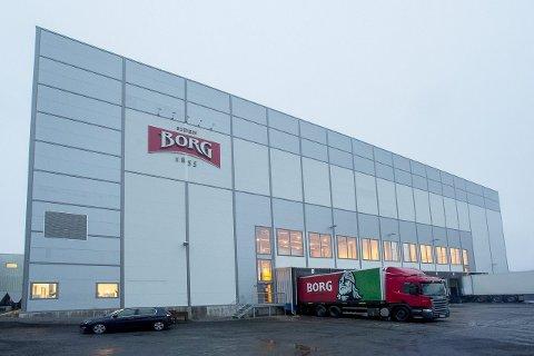 SARPSBORG:    Austmann har blant annet fått produsert  øl i Sarpsborg.  Nå er det en gradvis  nedtrapping.