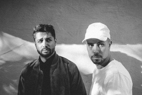 AVLUTNINGSBAND 1: Karpe Diem, med Magdi Omar Ytreeide Abdelmaguid og Chirag Rashmikant Patel skal står for avslutningen en av de to konsertdagene under Sarpsborgfestivalen.