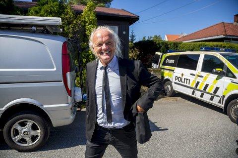 ANKER: 80-åringens forsvarer, Harald Otterstad, sier at de vil anke fengslingskjennelsen.
