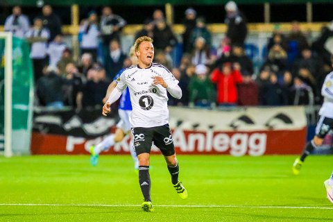 TIL SVERIGE: Tidligere Sarpsborg 08 spiller Gudmundur Thorarinsson er klar for den toppklubben IFK Norrköping. FOTO: Thomas Andersen